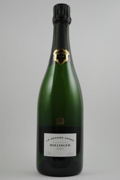 Bollinger Grand Année 2007